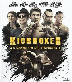 locandina del film KICKBOXER - LA VENDETTA DEL GUERRIERO