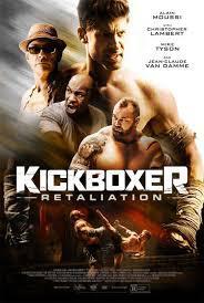 locandina del film KICKBOXER: RETALIATION