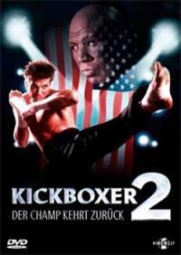 locandina del film KICKBOXER 2