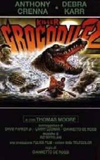 locandina del film KILLER CROCODILE 2
