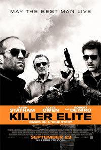 locandina del film KILLER ELITE (2011)