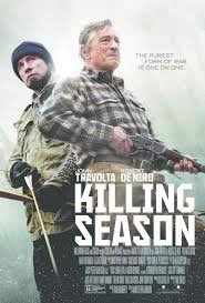 locandina del film KILLING SEASON