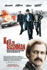 locandina del film KILL THE IRISHMAN