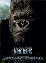locandina del film KING KONG