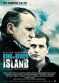 locandina del film KING OF DEVIL'S ISLAND