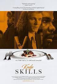 locandina del film KNIFE SKILLS