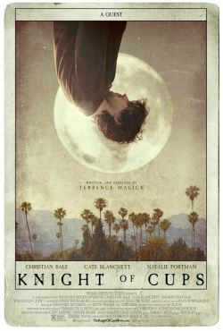 locandina del film KNIGHT OF CUPS