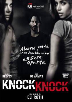 locandina del film KNOCK KNOCK (2015)