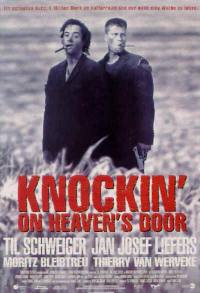 locandina del film KNOCKIN' ON HEAVEN'S DOOR