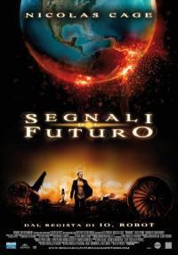 locandina del film SEGNALI DAL FUTURO