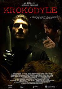 locandina del film KROKODYLE