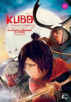 locandina del film KUBO E LA SPADA MAGICA
