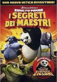 locandina del film KUNG FU PANDA: I SEGRETI DEI MAESTRI