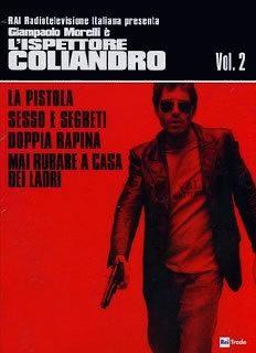 locandina del film L'ISPETTORE COLIANDRO - STAGIONE 2