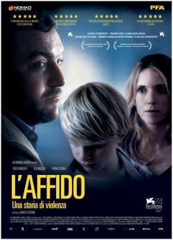 locandina del film L'AFFIDO - UNA STORIA DI VIOLENZA