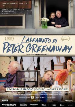 locandina del film L'ALFABETO DI PETER GREENAWAY