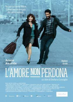 locandina del film L'AMORE NON PERDONA