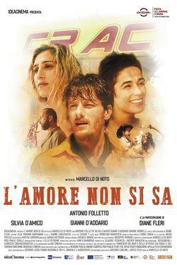 locandina del film L'AMORE NON SI SA