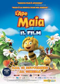 locandina del film L'APE MAIA