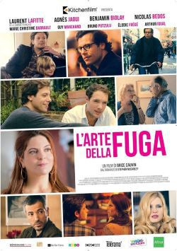 locandina del film L'ARTE DELLA FUGA