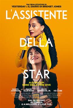 locandina del film L'ASSISTENTE DELLA STAR