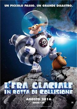 L'Era Glaciale 5: In Rotta Di Collisione (2016)