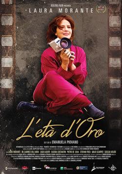 locandina del film L'ETA' D'ORO