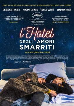 locandina del film L'HOTEL DEGLI AMORI SMARRITI