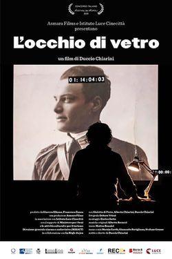 locandina del film L'OCCHIO DI VETRO
