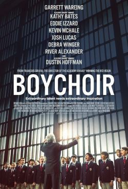 locandina del film L'OTTAVA NOTA - BOYCHOIR