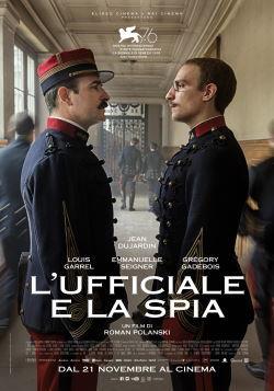 locandina del film L'UFFICIALE E LA SPIA