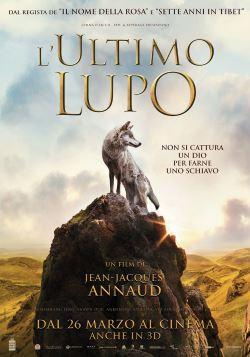 locandina del film L'ULTIMO LUPO