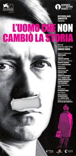 locandina del film L'UOMO CHE NON CAMBIO' LA STORIA