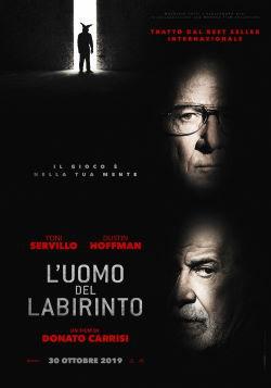 locandina del film L'UOMO DEL LABIRINTO