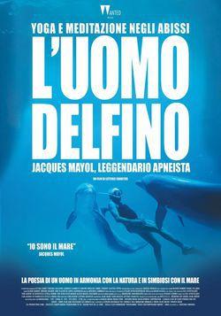 locandina del film L'UOMO DELFINO