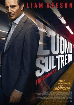 locandina del film L'UOMO SUL TRENO