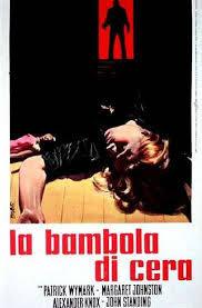 locandina del film LA BAMBOLA DI CERA