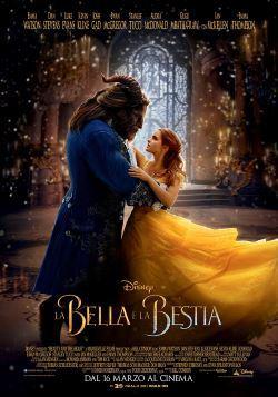 locandina del film LA BELLA E LA BESTIA (2017)