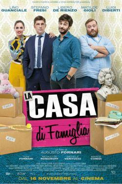 locandina del film LA CASA DI FAMIGLIA