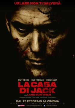 locandina del film LA CASA DI JACK