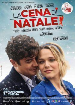 locandina del film LA CENA DI NATALE