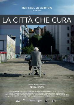 locandina del film LA CITTA' CHE CURA