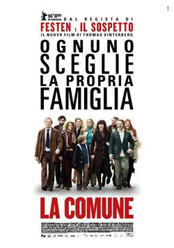 locandina del film LA COMUNE