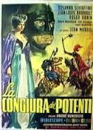 locandina del film LA CONGIURA DEI POTENTI