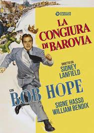 locandina del film LA CONGIURA DI BAROVIA
