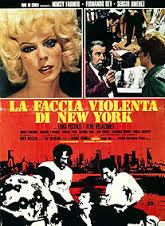 locandina del film LA FACCIA VIOLENTA DI NEW YORK