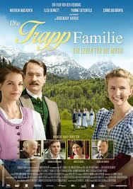 locandina del film LA FAMIGLIA VON TRAPP - UNA VITA IN MUSICA