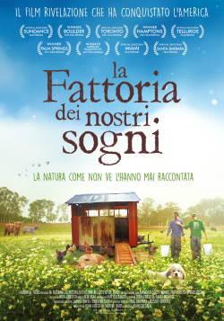 locandina del film LA FATTORIA DEI NOSTRI SOGNI