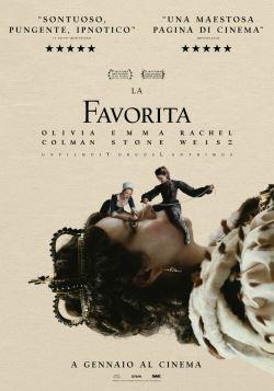 locandina del film LA FAVORITA