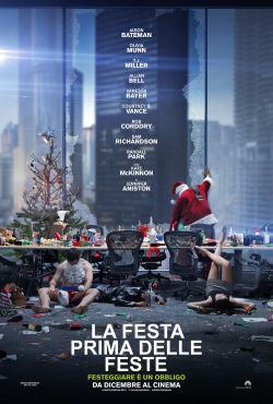 locandina del film LA FESTA PRIMA DELLE FESTE